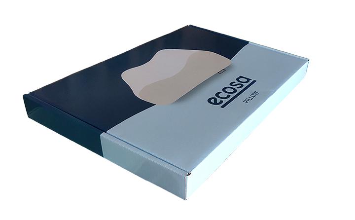 乳胶枕包装彩盒(图2)
