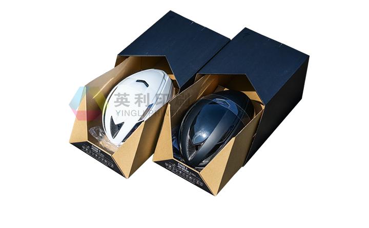 头盔包装盒有哪几种盒型?(图1)