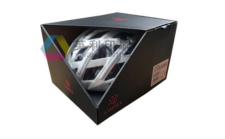 头盔包装盒有哪几种盒型?(图2)