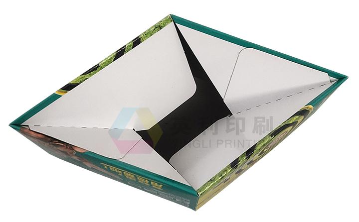 彩盒脱底是什么原因造成的?(图1)